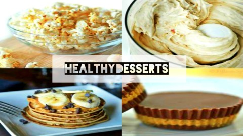 5 Healthy Dessert Recipes | Shannon Fox
